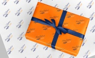 Personalised Gift Wrap
