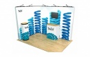 Twist Display Stand 6-Panel Kit (option 1)