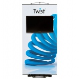Twist Display Stand AV Media Unit
