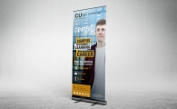 SPRINT Pull-up Banner