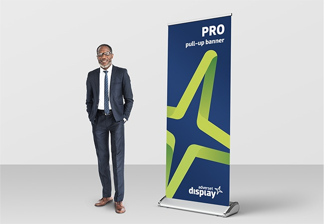 PRO Pull-up Banner