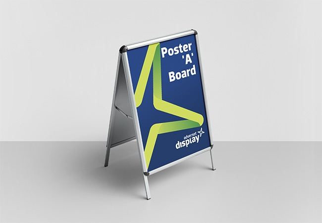 Poster 'A' Board