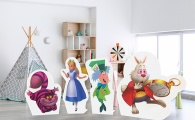 ECONOMY Life size Cut-out Standees