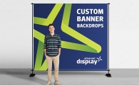 Custom Banner Backdrops