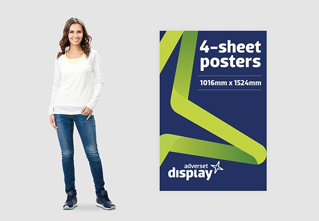 4-Sheet Posters