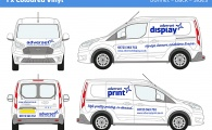 SMALL Van Graphics
