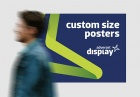 Custom Size Posters
