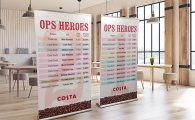 PRO XL Pull-up Banner 1.2m