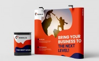 3x2 Pop-up Exhibition Stand