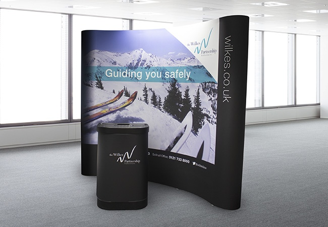 3x3 Pop-up Exhibition Stand