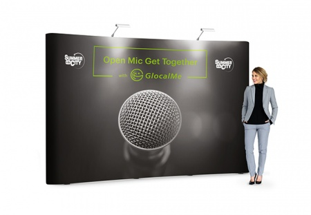 3x4 Pop-up Exhibition Stand