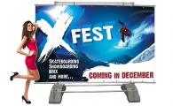 HORIZON Outdoor Banner
