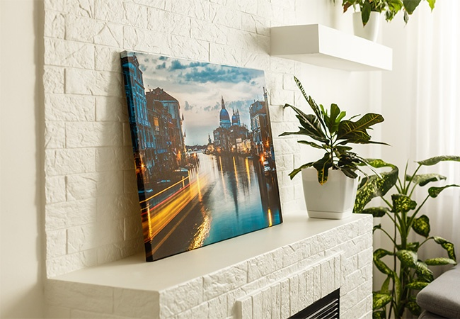Prints on Canvas