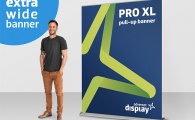 PRO XL Pull-up Banner 1.5m