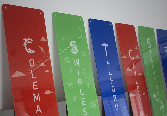 Acrylic Signs